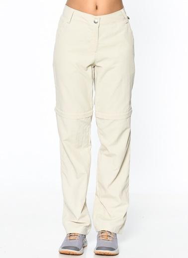 Jack Wolfskin Marakech Zip Off Kadın Pantolon - 1503641-5505 Bej